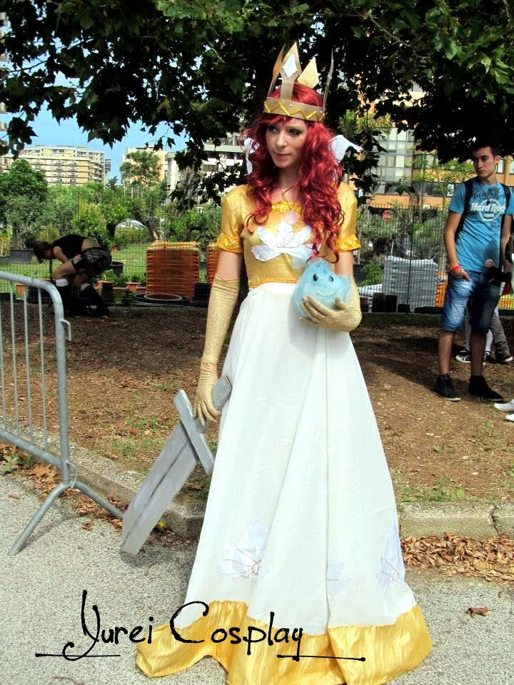 Aurora - child of light - cosplay by nonsochenomedare.deviantart.com on @DeviantArt
