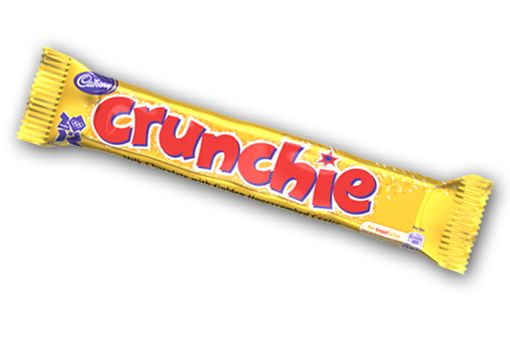 Cadbury Crunchie, so wish I could get all of these in the US!