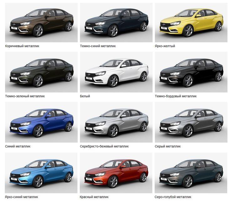 Lada Vesta (Лада Веста): фото, цена, характеристики, где купить - Колеса.ру