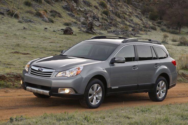 2012 Subaru Outback  Lots of room and cargo
