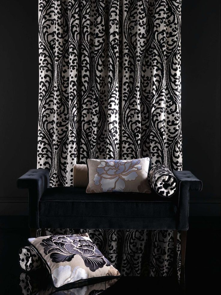 Tanjore collection - Lorca distributed by Osborne & Little www.osborneandlittle.com available from Allium.