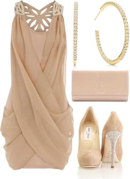 #formal dress.... amazing dress!!...would love this if I would be tanned at all..