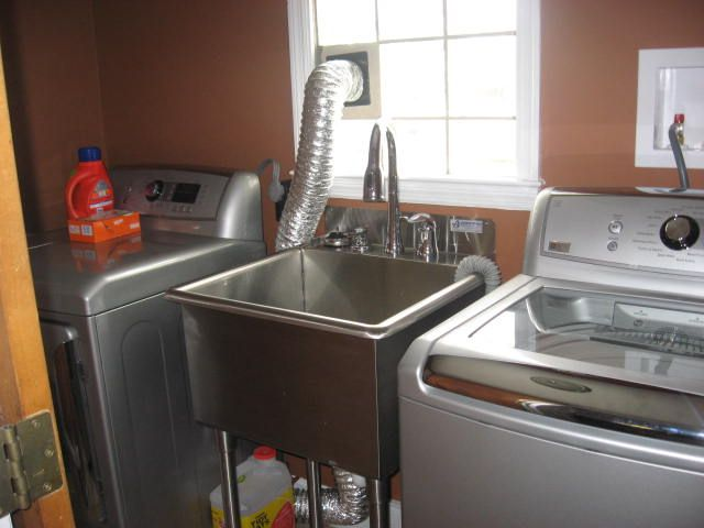 Superior Griffin Utility Sink Lt 118 | Griffin LT 118 21 X 18 Utility Sink