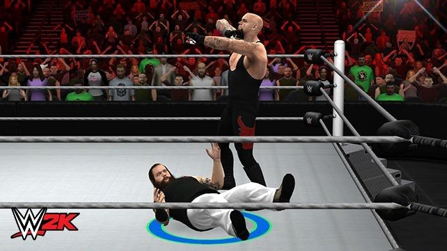 WWE 2K will bring pro wrestling to the iPhone and iPad - https://www.aivanet.com/2015/03/wwe-2k-will-bring-pro-wrestling-to-the-iphone-and-ipad/