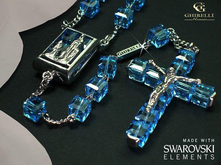 This is beautiful! I love Italian rosaries