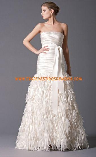 Loos  Coleccin Madrid  Vestido de Novia  Peter Langner