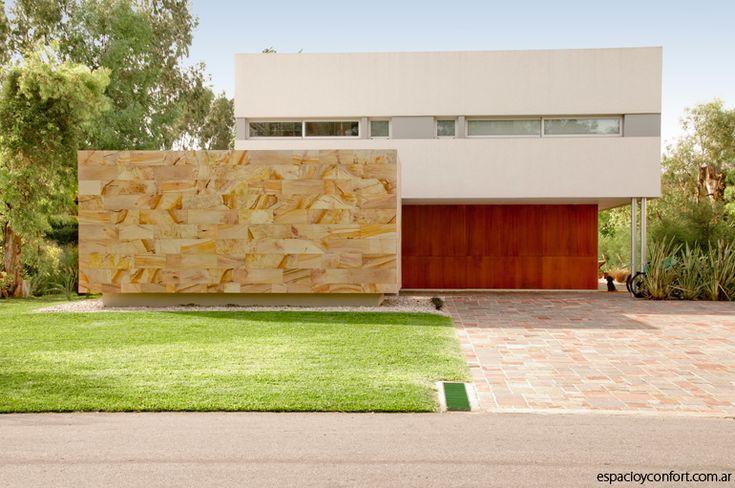 Arquitectura narrativa - Casas - Revista Espacio&Confort - Arquitectura y Decoración
