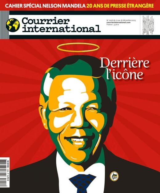 Courrier international n° 1206 du 12 Décembre 2013 |