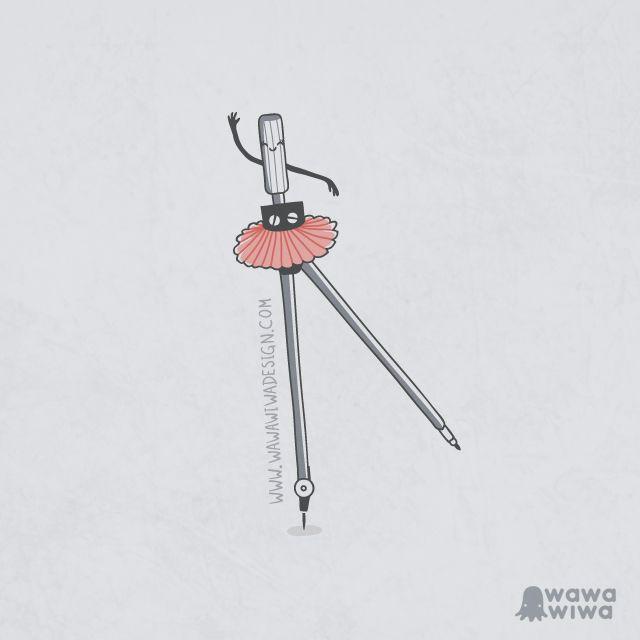 Al compás de la música by Wawawiwa Desing