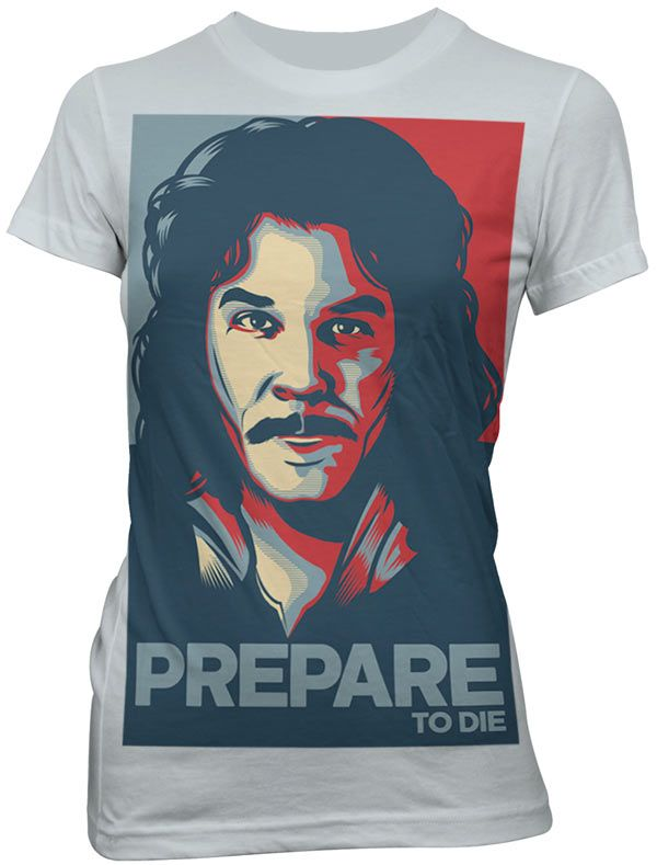 : Tees Shirts, Die Babydoll, Inigo Montoya, Princesses Bride, Indigo Montoya, T Shirts, Favorite Movie, Montoya Pop, Art Tees