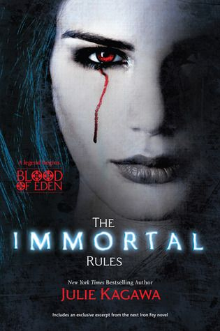 Top New Young Adult Fiction on Goodreads, April 2012: Worth Reading, The, Rules Blood, Vampires, Books Worth, Book Review, Immortal Rules
