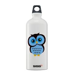 Cutesy Owl Sigg Water Bottle 0.6L