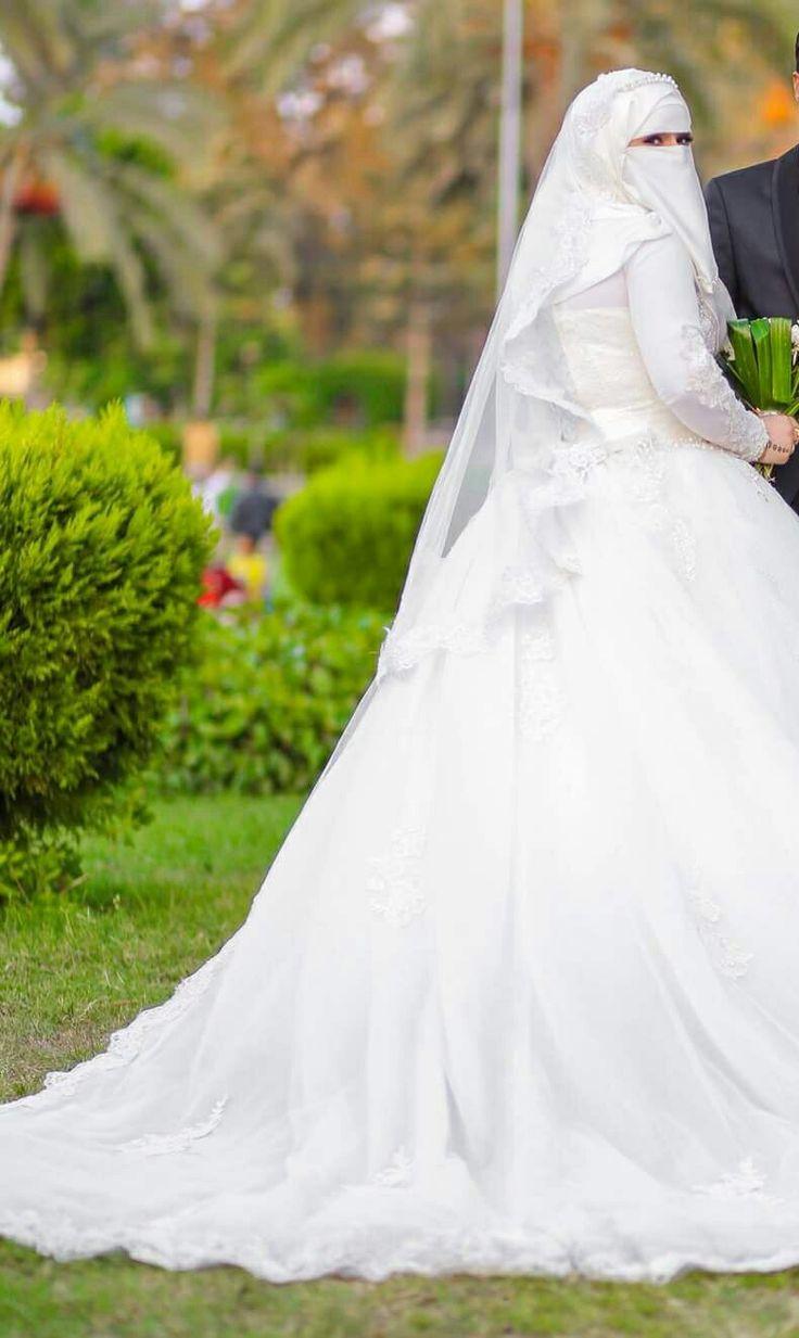 Niqab Bride