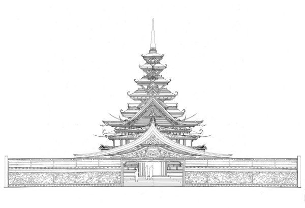 The 2012 Burning Man temple is going to be amazing.