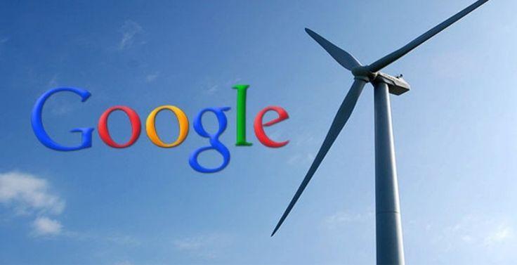Google'dan Afrika'nın En Büyük Rüzgar Çiftliğine Yatırım