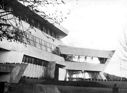 ARCH'IT sopralluoghi / Pietro Valle. Marcello D'Olivo (1921-1991) Architettura e Arte