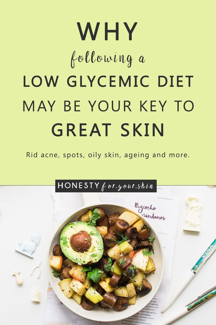 Low glycemic diet - have you heard of such a thing? If you're currently on the quest for fabulous skin - glycemic index is a must know. It sounds strange, it's the kind of word spellcheck was invented for and it looks just a wee-bit complicated. Trust me my friend - following a low glycemic diet is none of these things. A low glycemic diet is a fabulous approach to healthy eating for great skin. It can help to treat an oily/combination skin type, it can help calm acne, it can manage skin…