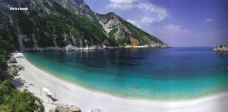 Thapsa beach, Evia #Greece