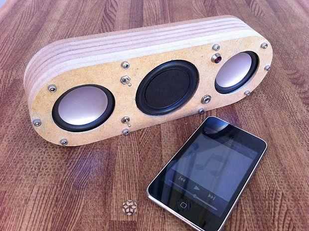 DIY Supercharged Bluetooth Speaker (v2.0)