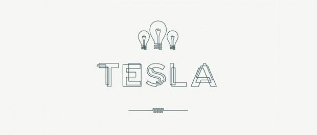 Tesla Font Free Font