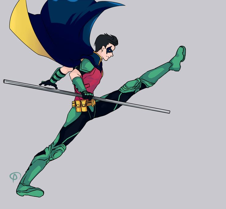 Tim Drake as Robin. | You know, it just occurred to me that Tim might just be the best Robin. I mean, everyone can agree that his detective skills rival Bruce's, and he is such a good person, he was the one who tried to convince Dick to come back after Jason died, and when that didn't work, he took the mantle upon himself. But he was just a regular rich kid before Batman, and he wasn't an acrobat from Day 1 like Dick, or a natural-born fighter like Jason, or trained as an assassin since…