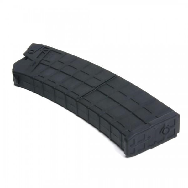 Description The SAI 02 is a 10-rd box-magazine designed by the experts at ProMag for the Saiga 12-gauge shotgun.The magazine body and follower are constructed