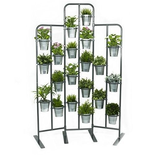Tall-Metal-Plant-Planter-Stand-20-Tiers-Display-Plants-Indoor-or-Outdoors-Patio