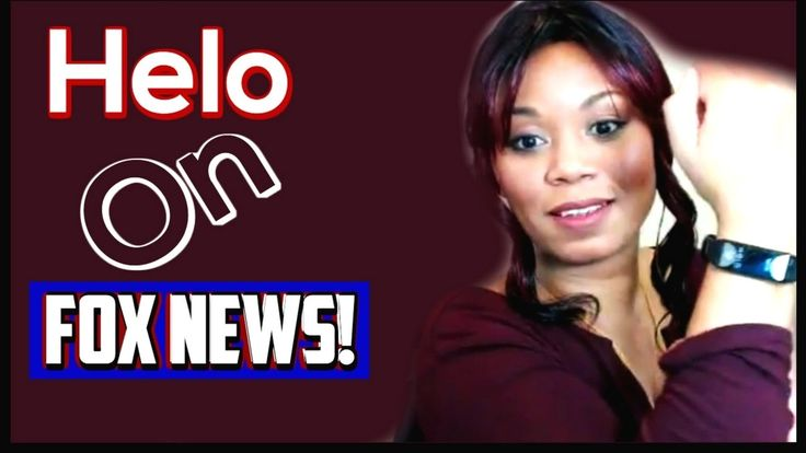 Helo Health And Lifestyle Oracle On Fox News! 32 #helo