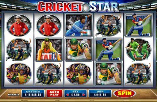 Jouer à Cricket Star, nouvelle machine à sous chez Unibet.be, et gagner un voyage en Australie.