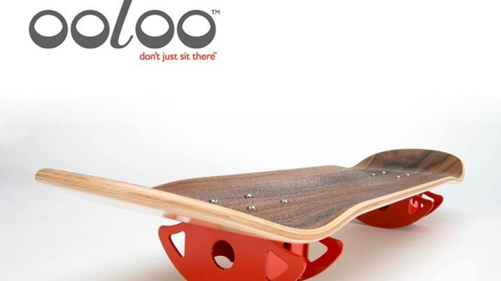 We like this http://kck.st/2ugHScN Its like a skateboard that is an active footrest pretty cool! @oolo - http://ift.tt/1YaDAKE