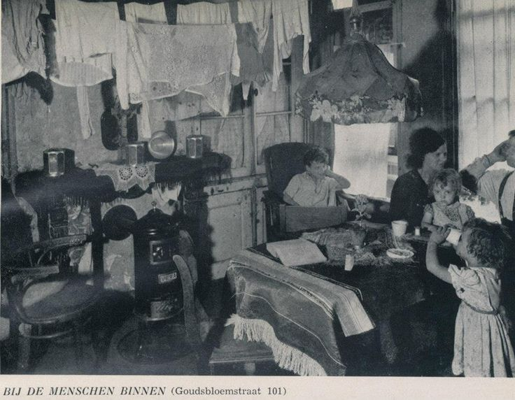1947 jordaanees interieur amsterdam netherlands 1930 for Interieur 1930