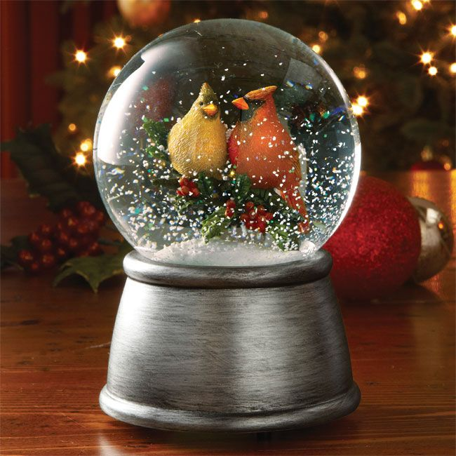 255 best SNOW GLOBES images on Pinterest | Water globes, Snow and ...