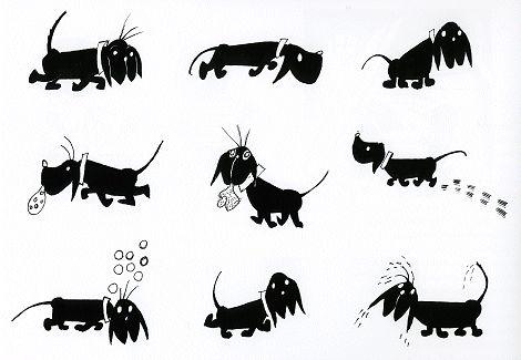 """Truusje Vrooland-Löb, '""""Ik tekende het liefst in zwart-wit."""" Fiep Westendorp en het ambacht van het tekenen' · dbnl"""