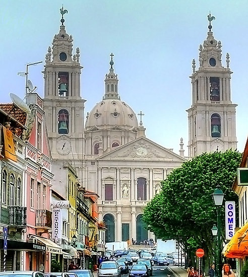 Convento de Mafra, Portugal
