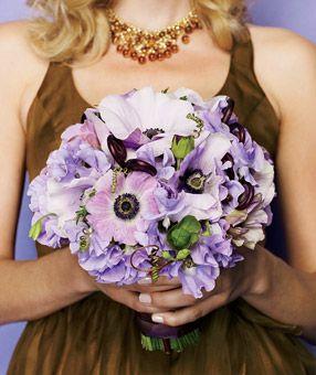 Brides: Uncommon Combo : Wedding Flowers Gallery