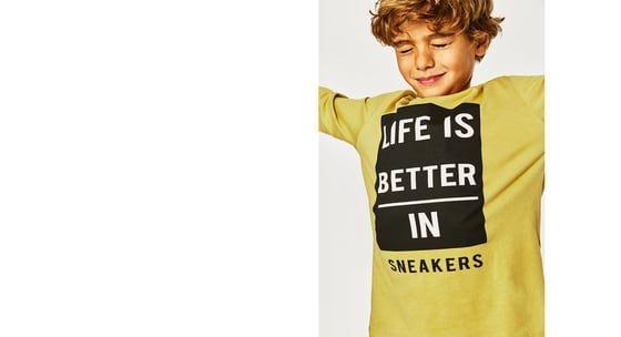 Boys' T-shirts | Online Sale | ZARA United States