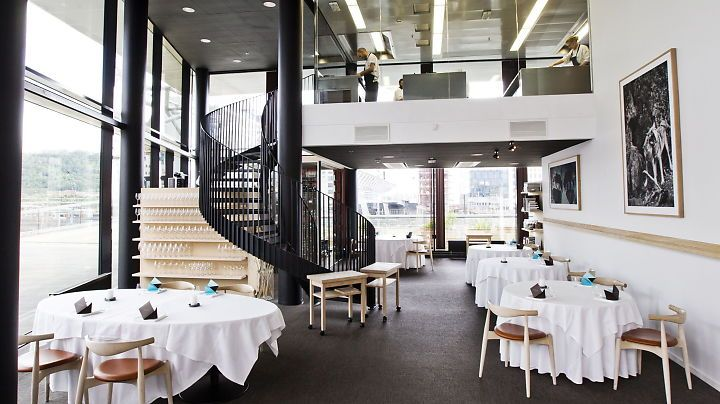 MICHELIN - Her er Norges stjernerestauranter