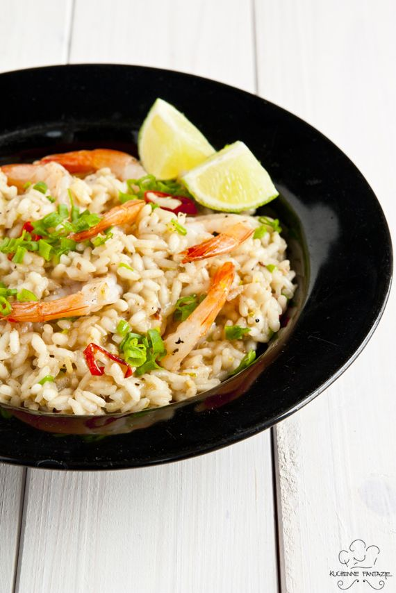 19 best pora na jagody images on pinterest ale ale beer for Spicy prawn risotto