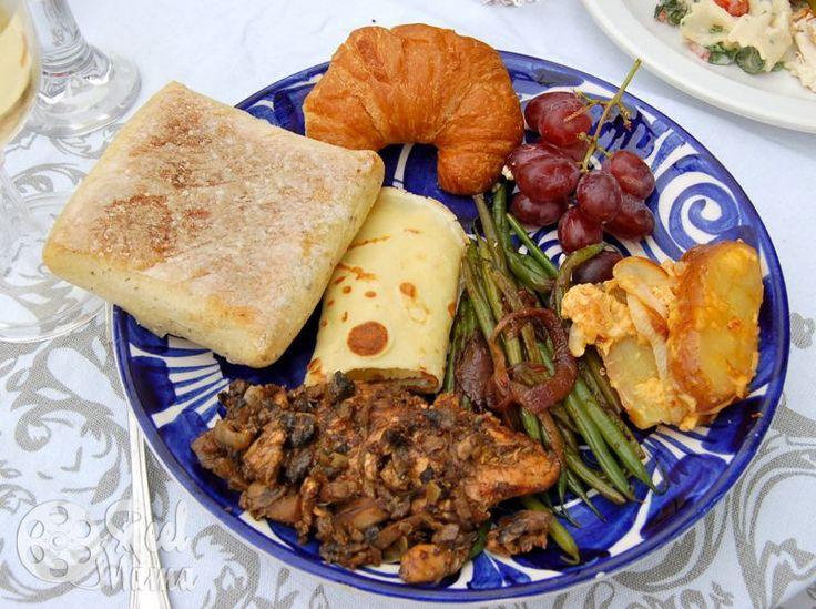 Gourmet Menu Ideas For Dinner Party Part - 38: French Picnic Food: How To Host A Parisian Gourmet Picnic   Food    Pinterest   French Picnic, Picnic Foods And Parisians