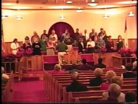"""Beautiful Star of Bethlehem"" Mount Carmel Baptist Church Choir, Fort Payne Alabama - YouTube"