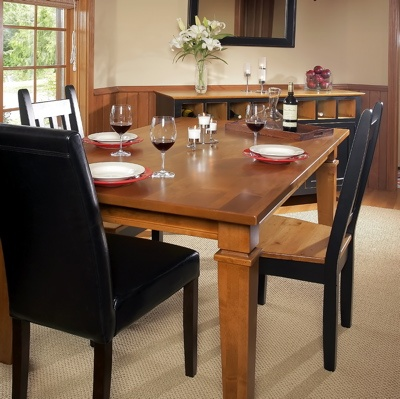 Modern Country Furniture - Dining Library Table