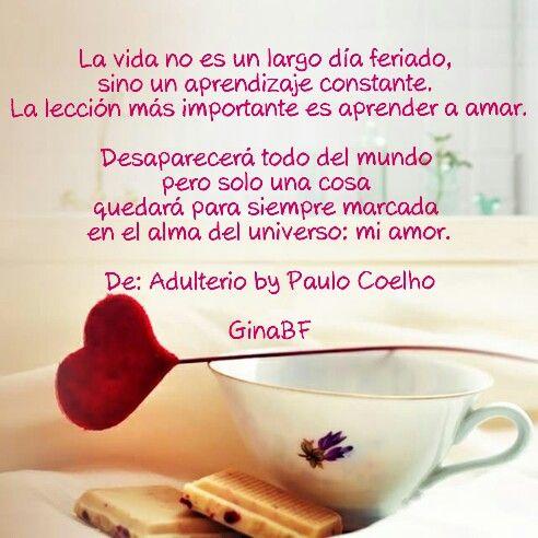 Adulterio by Paulo Coelho