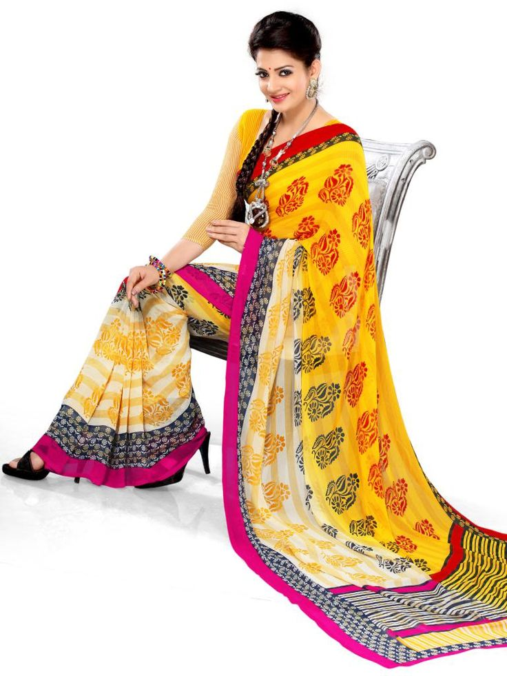 #Art Designer Silk Sarees ONLY for 649/-.  Glamorous Look at a Less Price.  FREE SHIPPING | EASY RETURNS | CASH ON DELIVERY !!!  Buy Here: http://www.ethnicqueen.com/eq/sarees/panghat/