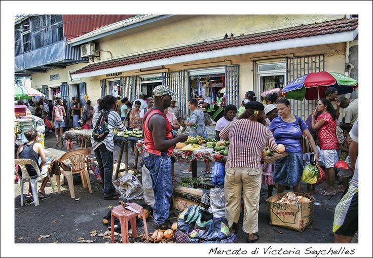Mercato di Victoria Seychelles by Mauro Marini on 500px
