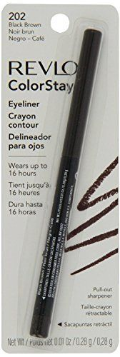 Revlon/Colorstay Eye Liner (Black Brown) Oz (.28 Ml) 0.01 * Click on the image for additional details. #MakeupEyeliner