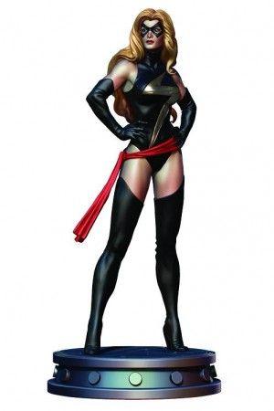 Ms Marvel Warbird - Statue