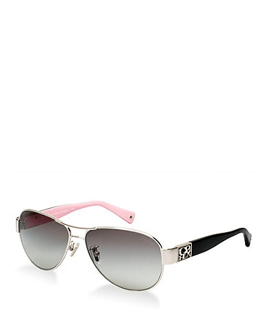 I own coach sunglasses and to be quite honest I will never again own a crap brand these ones are by far the best ever!!