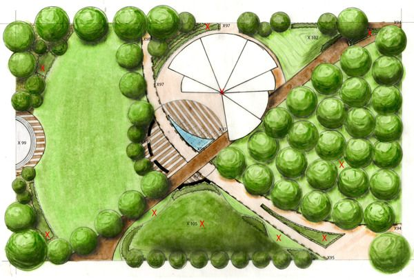 Project 1: Sculpture Garden on Behance