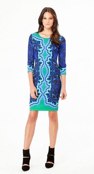 shop romily neoprene dress