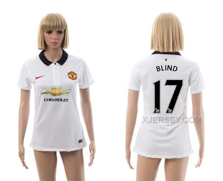 http://www.xjersey.com/201415-manchester-united-17-blind-away-women-jerseys.html 2014-15 MANCHESTER UNITED 17 BLIND AWAY WOMEN JERSEYS Only $35.00 , Free Shipping!